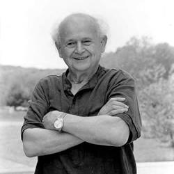 Portrait de Moshe Feldenkrais
